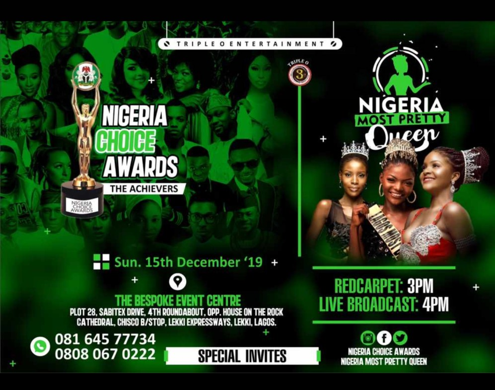 nigeria choice award