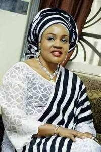 Eunice Ortom, Wife of Benue State Governor tested positive for the corona virus disease (COVID-19).