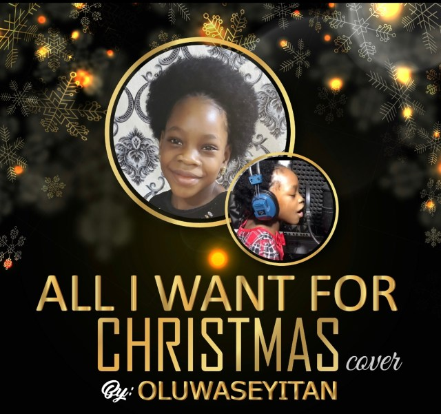 Seyitansingz all i want for Christmas is you