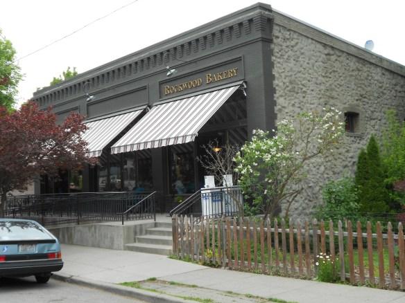 Rockwood bakery