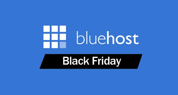 bluehost blackfriday discount