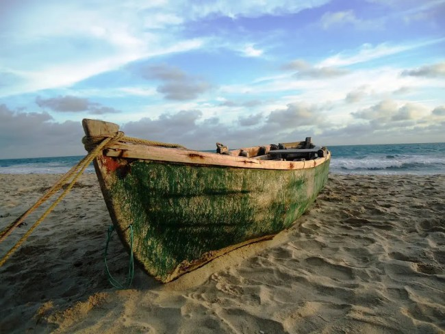 Dhanushkodi – The Ghost Town