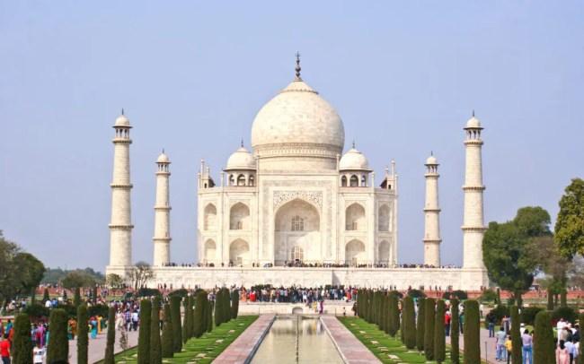 WOW Travel Moments - Taj Mahal