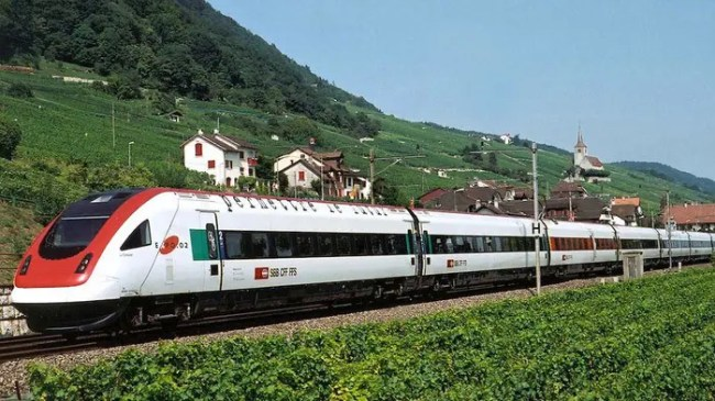 Train Travel in Europe - An unforgettable experience