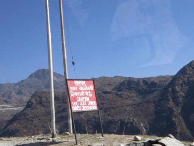 A road trip from Gangtok to Nathula at an altitude of 14,400 feet