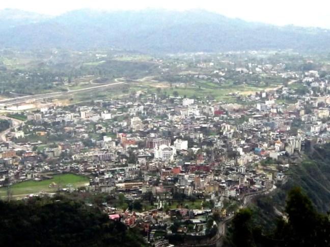 A trek unplanned - Vaishnodevi