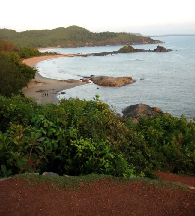 Travel and the nostalgia of first love - Gokarna