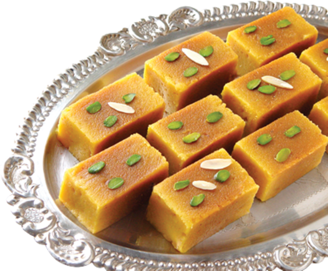 Indian Sweets Mysore Pak