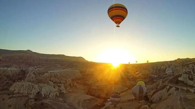 How I Proclaimed My Love in Cappadocia