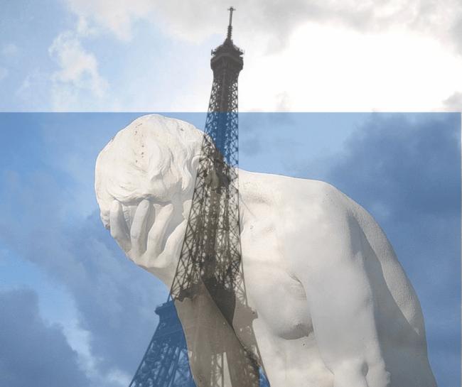 Monuments - Eiffel Tower, Paris