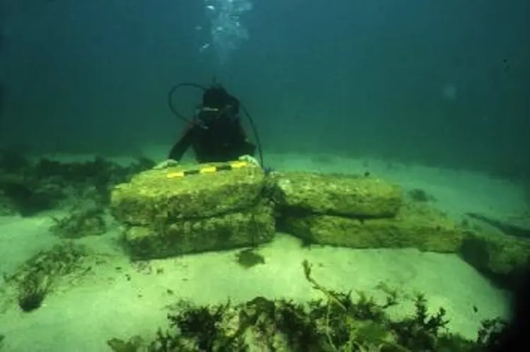 Have You Heard of The Sunken City of Dwarka - Voyager