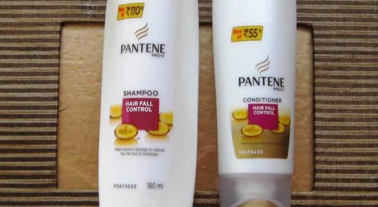 Pantene Hair fall