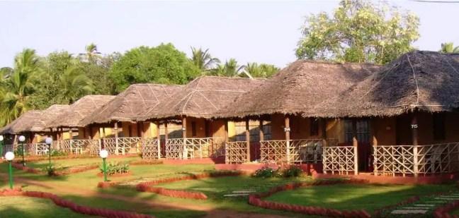 Beach Bay Cottages Bogmalo, Goa