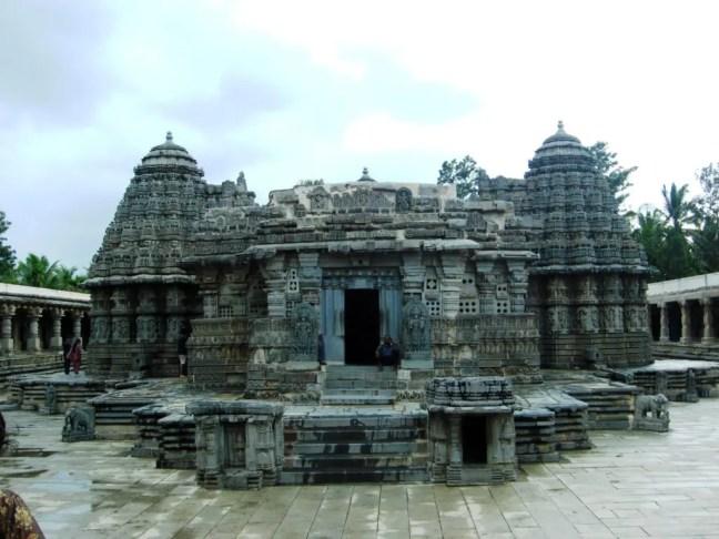 Chennakeshava Temple, Somanathapura, India