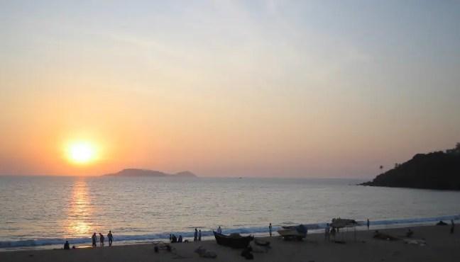 Goa New Year