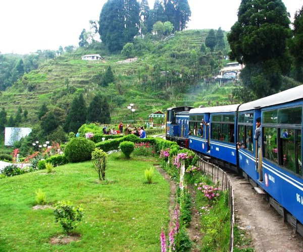 Bengal Darjeeling toy train