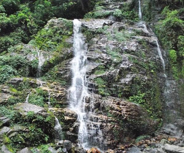 Sikkim Kanchenjunga falls