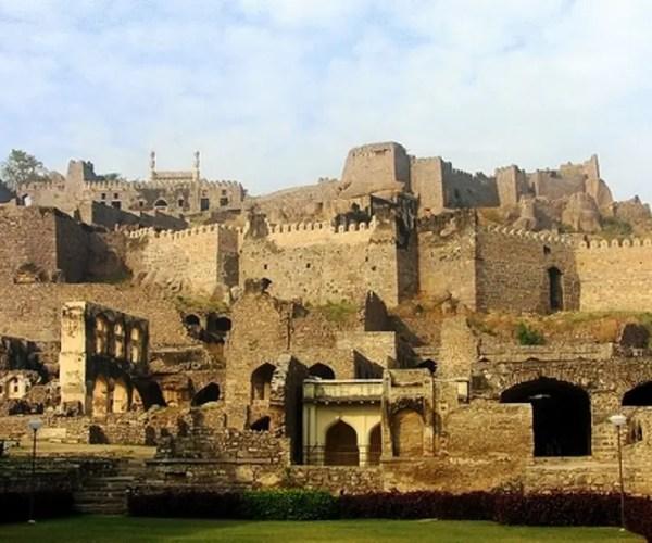 Telangana Golconda Fort