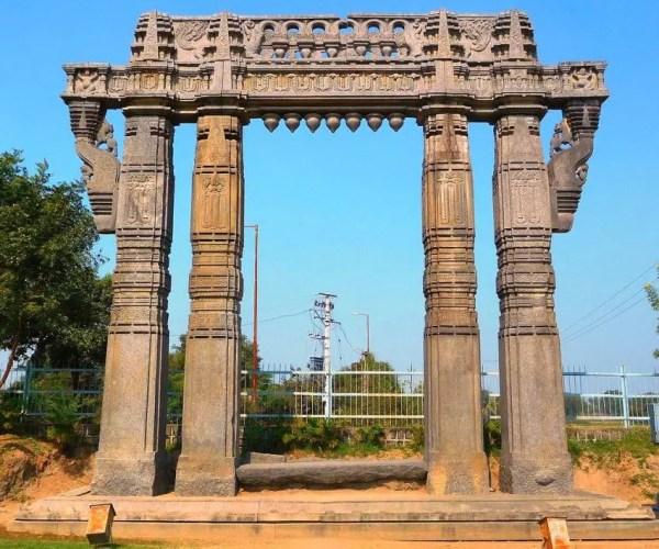 Telangana Kakatiya Fort