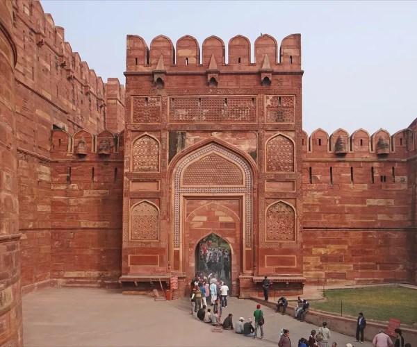 Uttar Pradesh Agra Fort