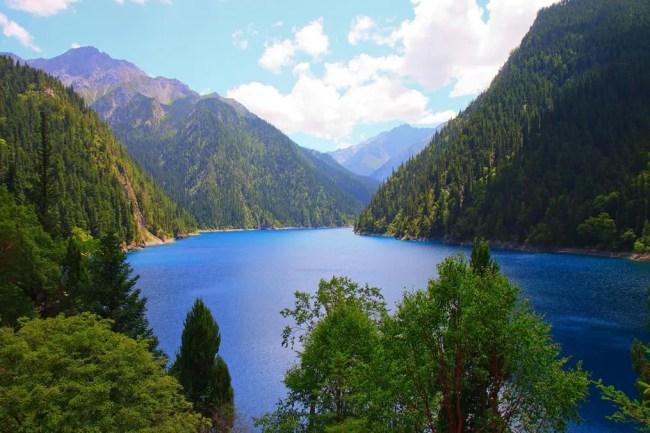 Jiuzhaigou National Park The Fairyland Of Water In China
