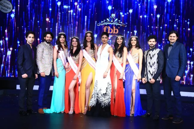 FBB Colours Femina Miss India South 2017