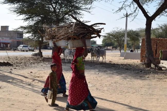 Rajasthan locals