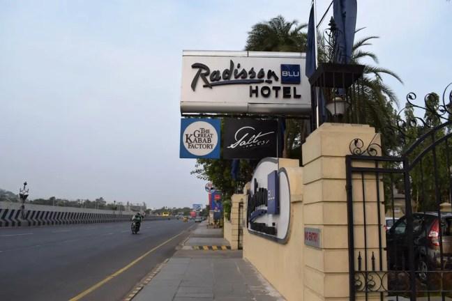 Radisson Blu Grt, Chennai