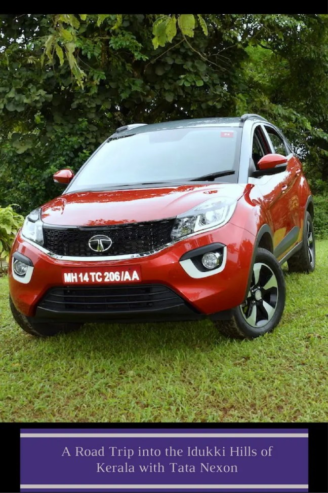 A Road Trip into the Idukki Hills of Kerala with Tata Nexon