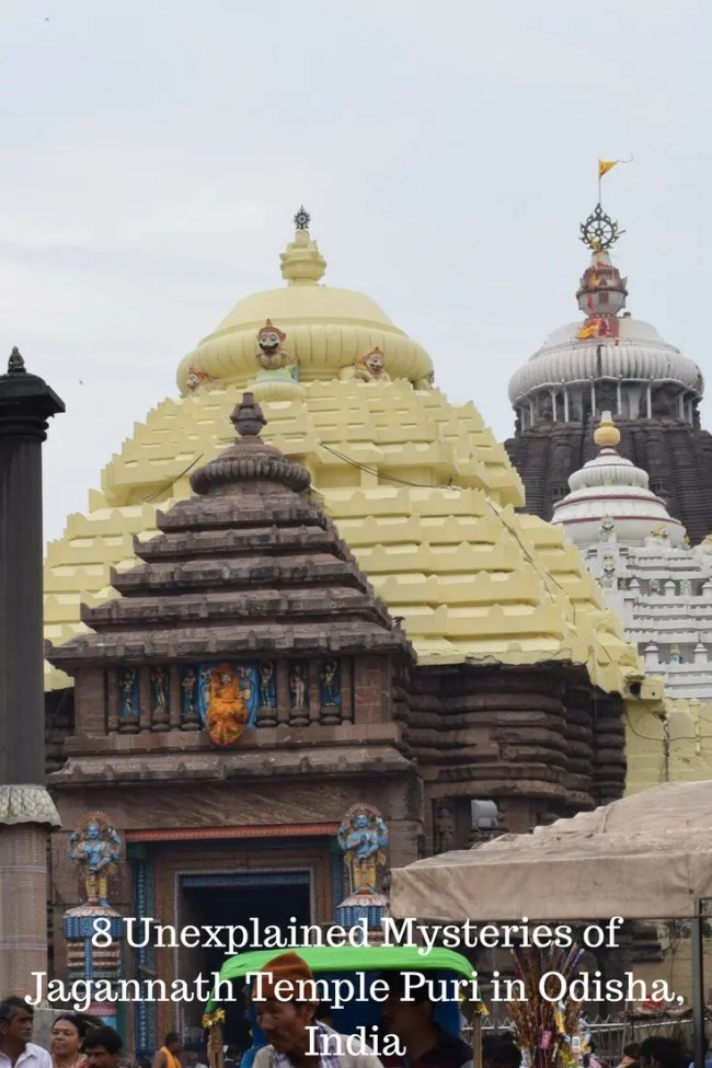 8 Unexplained Mysteries of Jagannath Temple Puri in Odisha, India
