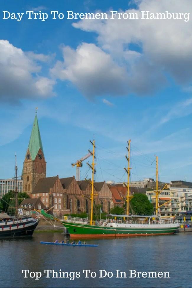 Day Trip To Bremen From Hamburg.