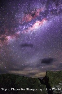Top 10 Places for Stargazing in the World