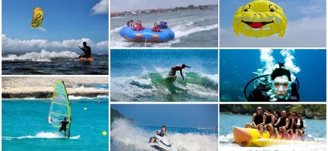 Bali beach activities