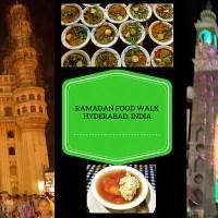 Ramadan Food Walk