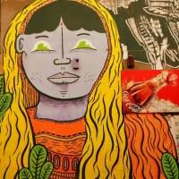 Gokarna street art