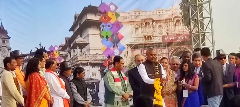 International Kite Festival - Uttarayan Festival in Gujarat, India