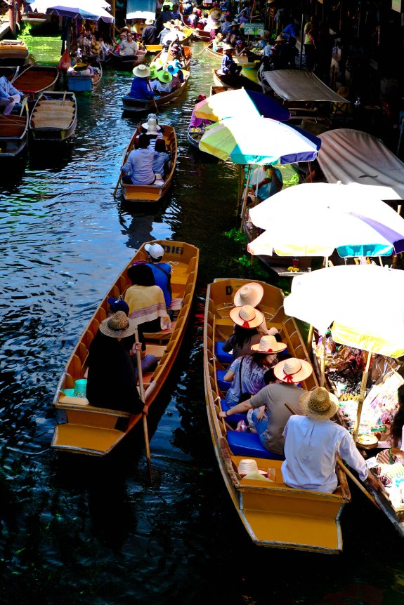Floating market tour (3)