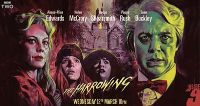 Image result for inside no 9 the harrowing