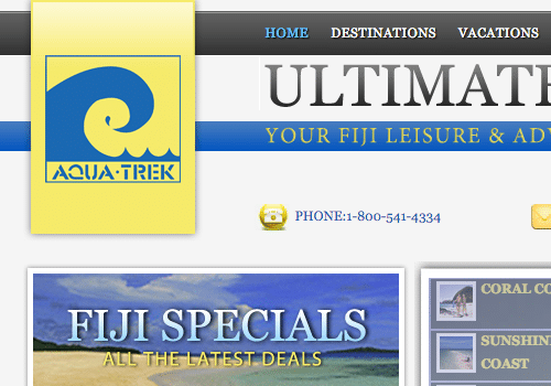 Ultimate Fiji Vacations Featured