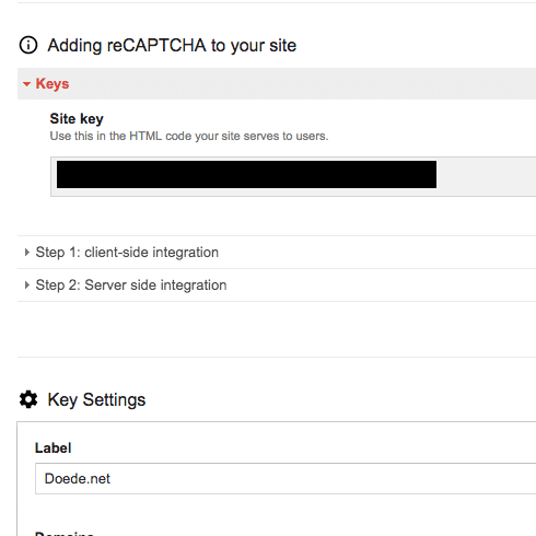 Brute Force Attack Block Tip – Google ReCaptcha Plugin By BestWebSoft