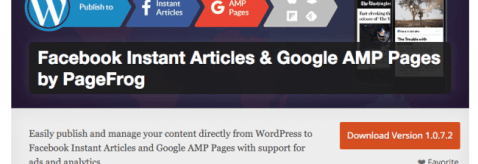 Load WordPress Faster Than Fast On Mobile With Instant Articles & AMP HTML