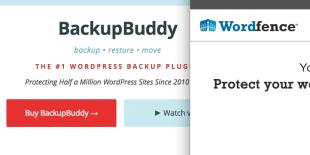 BackupBuddy Wordfence Conflict