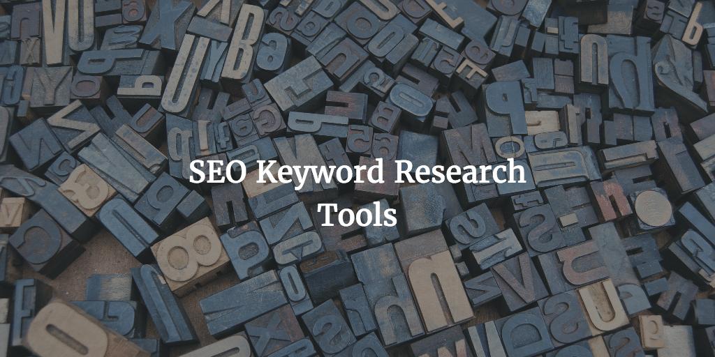 SEO Keyword Research Tools – Keyword Research Tools Workflow