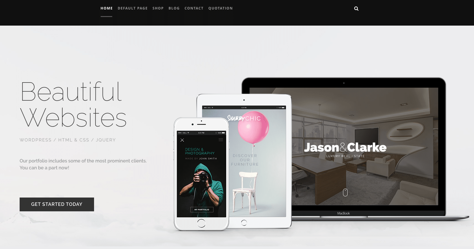 Ianua Multipurpose Theme