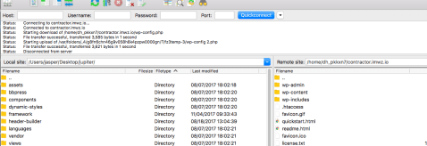 Open Another Instance Of Filezilla On OSX