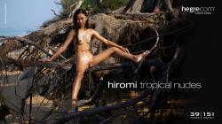 Hegre-Art – Hiromi – Tropical Nudes