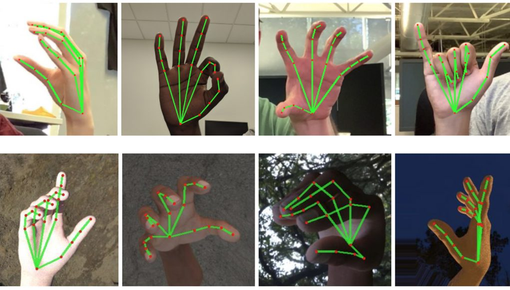 Google Releases Real-time Hand Tracking