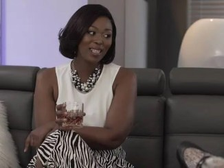 Why Brenda Ngxoli Joined The Queen
