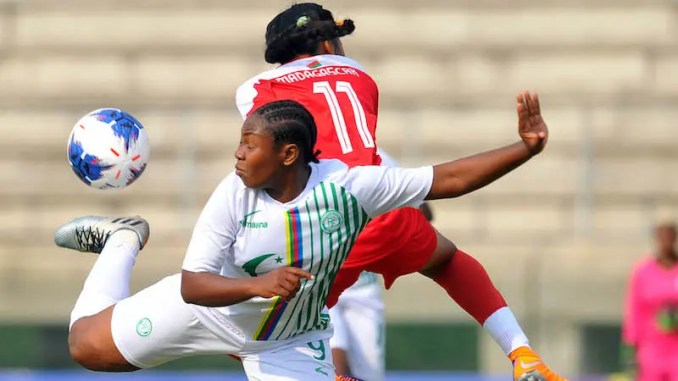 Eswatini, South Africa Starts Cosafa campaign On High Note