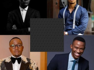 Four South African Celebrities Who  Have Been Suspected Of Being Gay